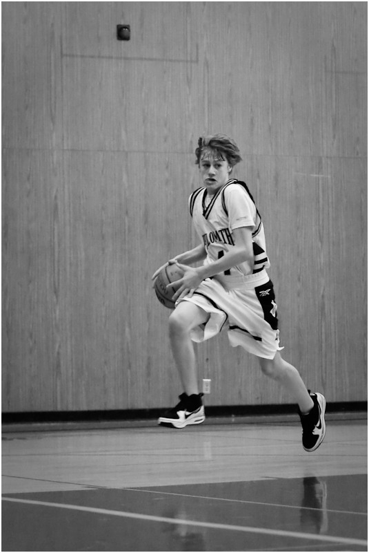 Basketball photography in the Willamette Valley