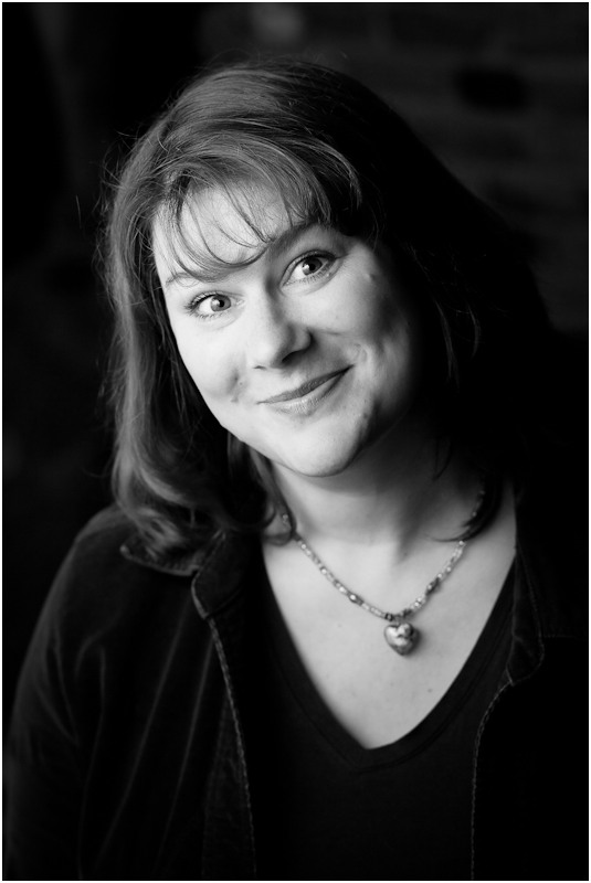Corvallis author headshot