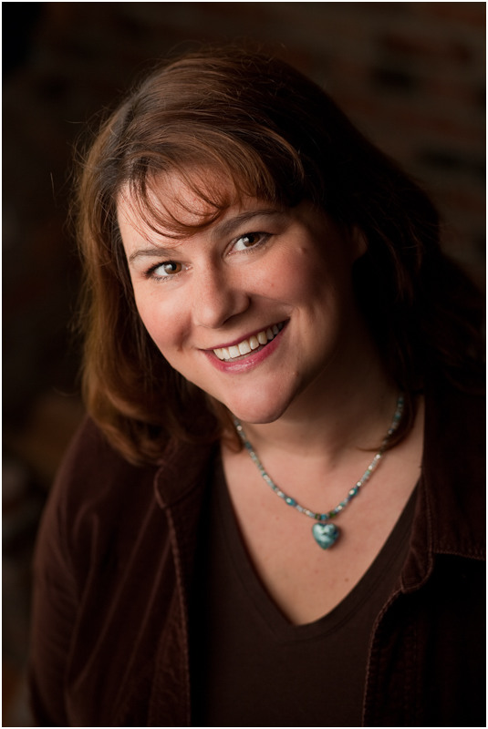 Author headshot in the Willamette Valley