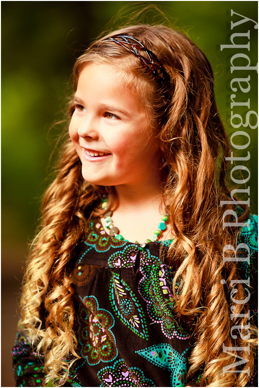 Willamette Valley Childrens Photographer