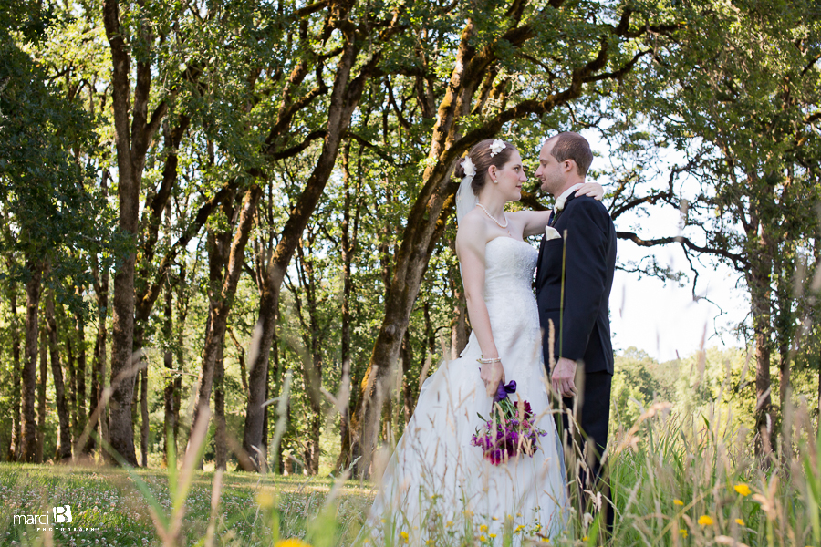 Corvallis, Oregon Wedding Photographer