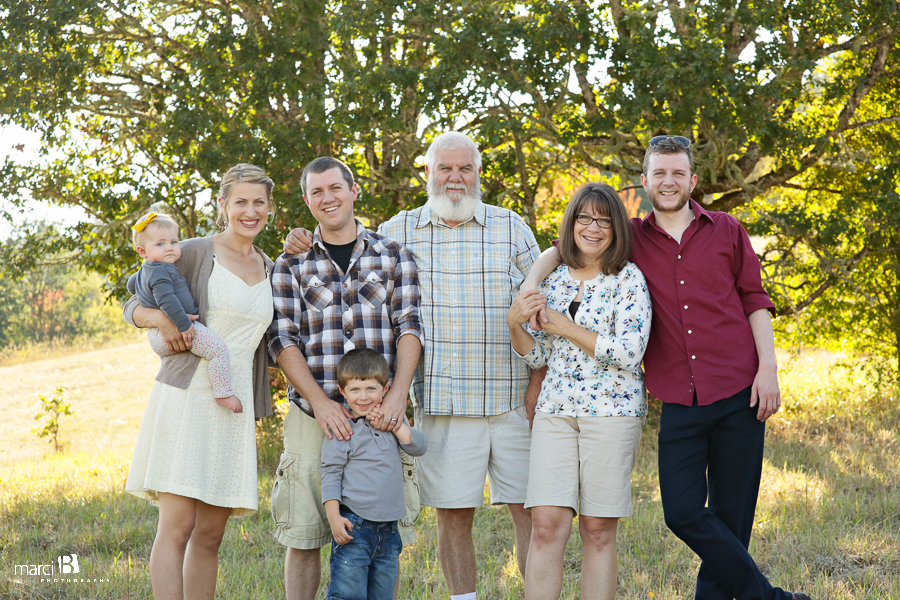 Corvallis, Oregon Family Photography - Bald Hill - Family pictures - summer - OR