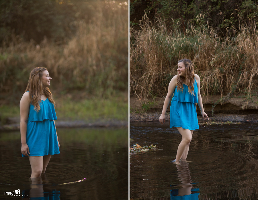 Corvallis Senior Portrait Photography - Mary