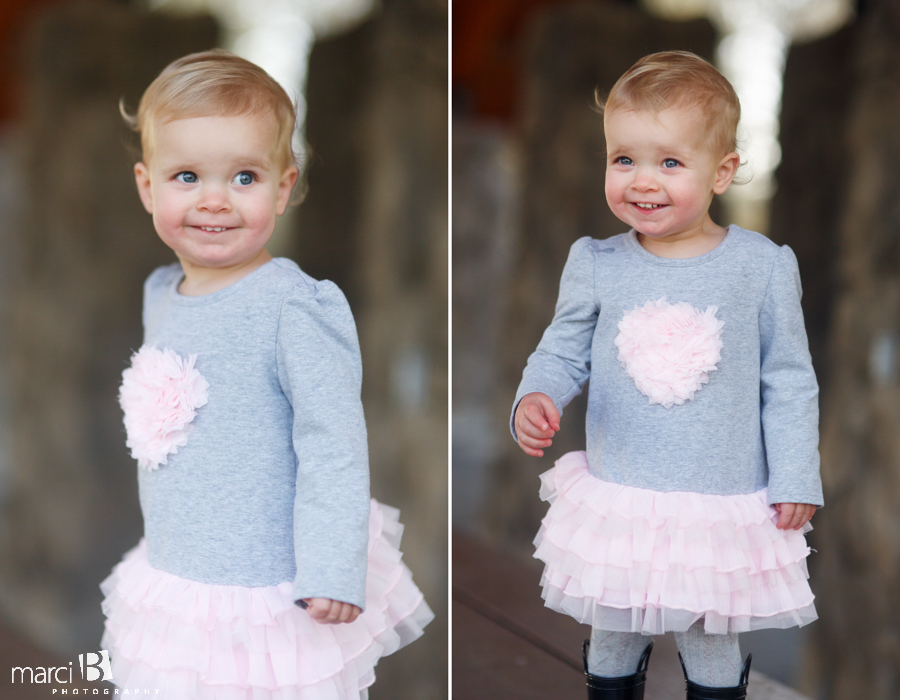 Toddler photos - smiles