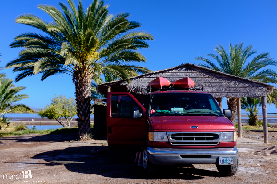 Baja family road trip