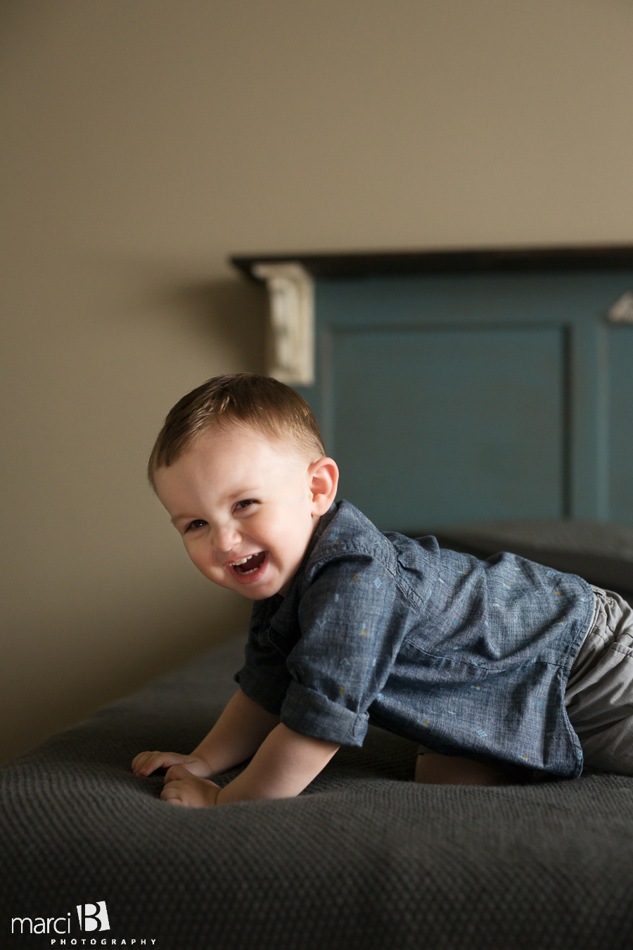 Toddler photos