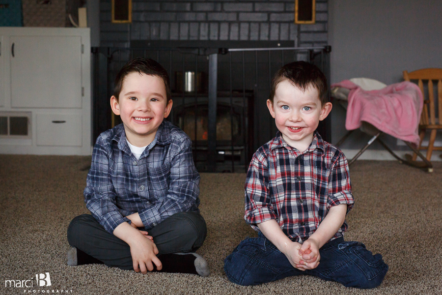 portraits of brothers - picture of brothers